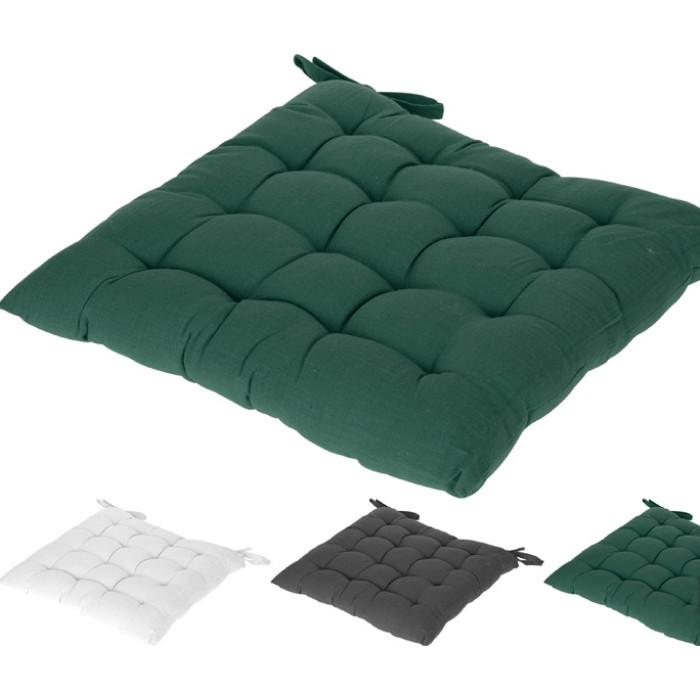Подушка для стула chair dark pad