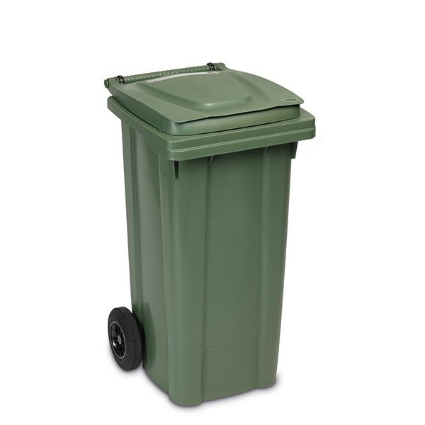 Контейнер для мусора BIDONE CARRELLATO 120 литров.