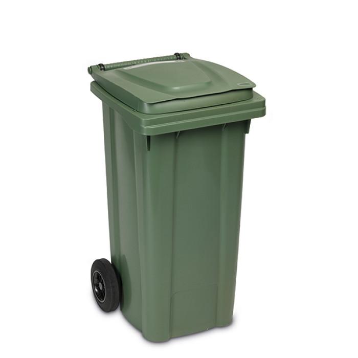 Контейнер для мусора BIDONE CARRELLATO 120 литров