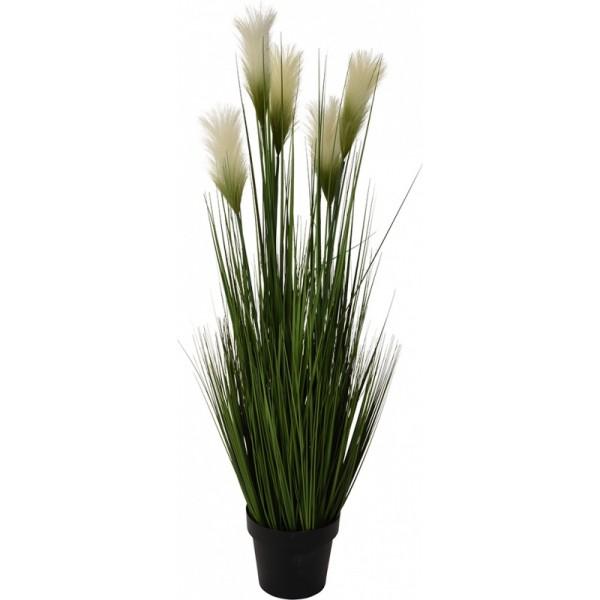 Искусств.растение в горшке из пластика, 118 см, пластик