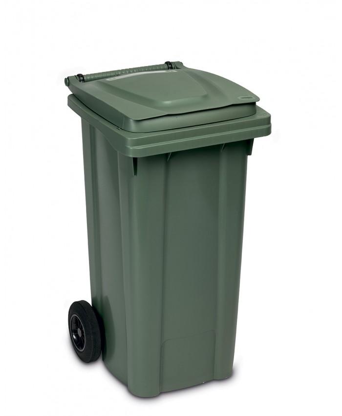Контейнер для мусора BIDONE CARRELLATO 120 л.