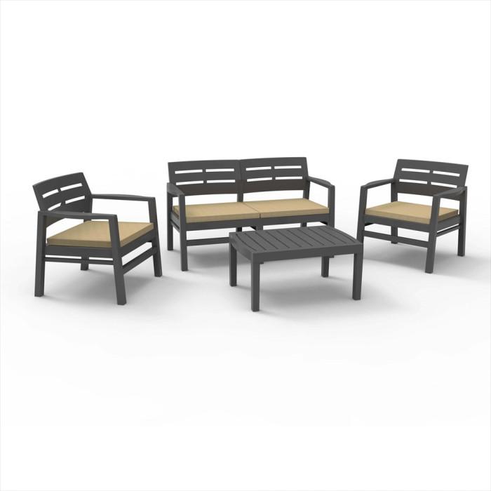 Набор мебели для сада Java set