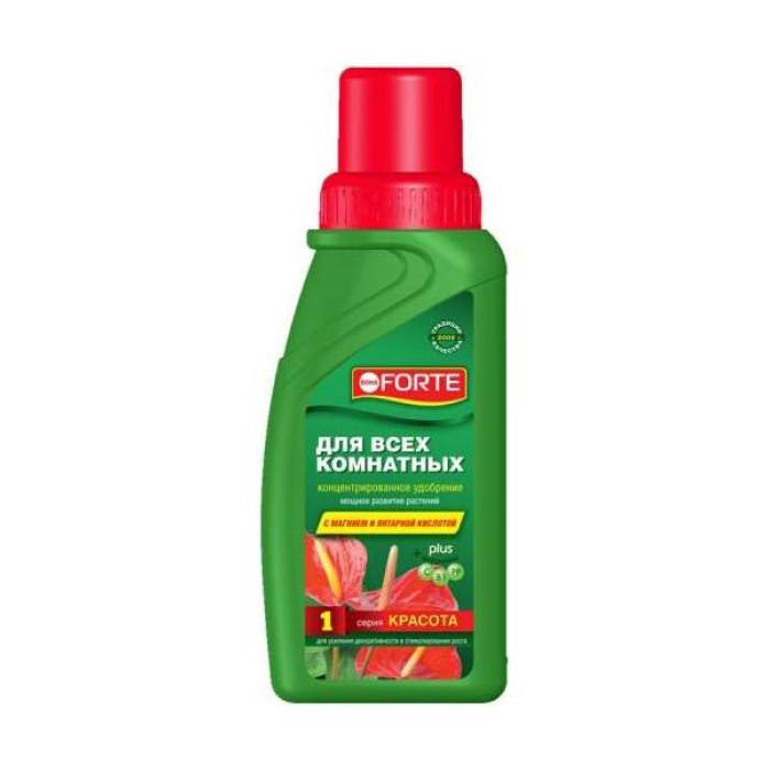 BF Bona Forte Жидкое удобрение для всех комнатных растений 285мл
