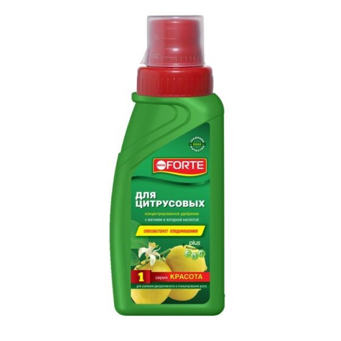 BF Bona Forte Жидкое компл удобрение для цитрусовых растений 285мл