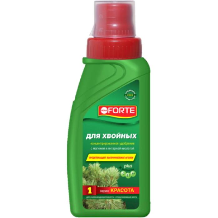 BF Bona Forte Жидкое компл удобрение для хвойных растений  285мл  BF21010301