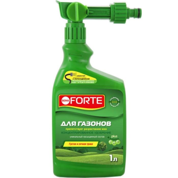 Bona Forte Эжектор ЖКУ открытого грунта для газонов