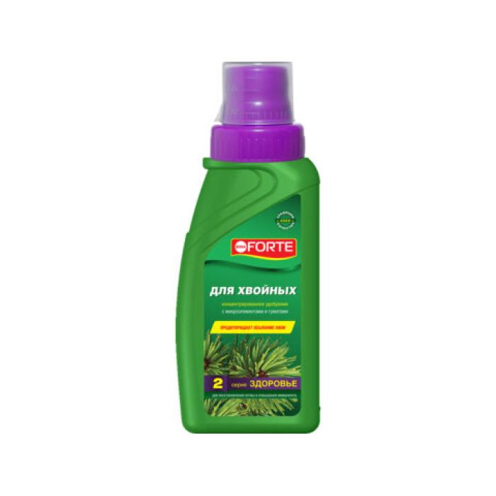 BF Bona Forte Здоровье Жидкое компл удобрение для хвойных растений  285мл  BF21060151