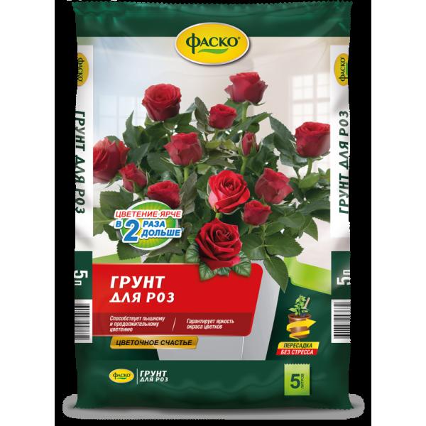 Грунт для роз