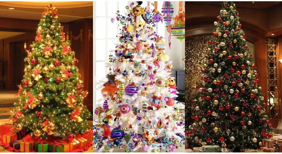 Какие цвета использовать в декорировании елки для встречи 2019 Нового года?!