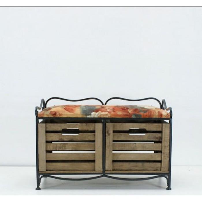 Диванчик  Provence с двумя ящиками