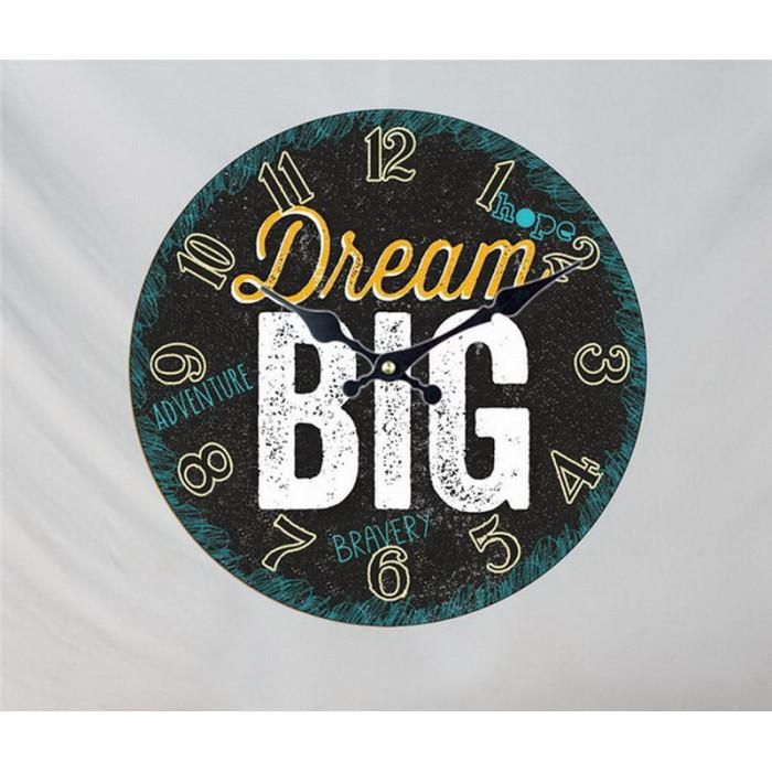 Настенные часы Big Dream