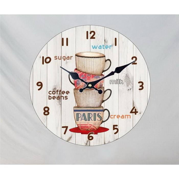 Настенные часы Paris Style