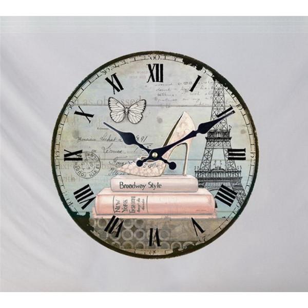 Настенные часы Broadway Style