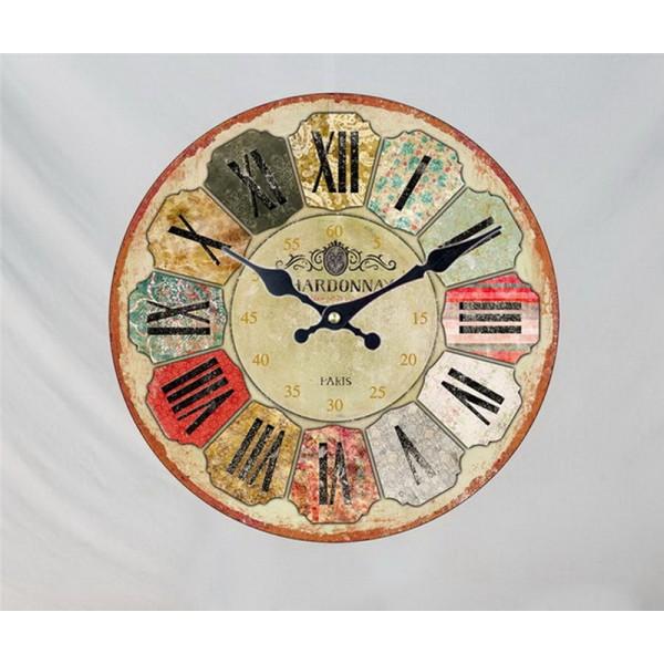 Настенные часы Chardonnay Paris