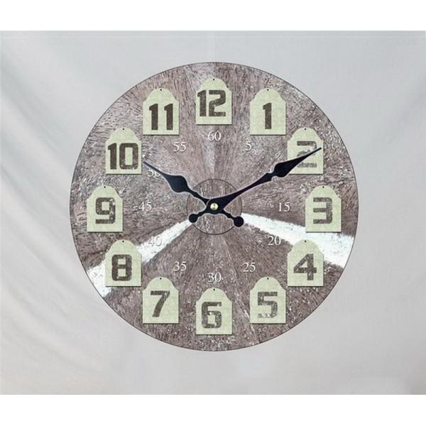 Настенные часы Oak Trunk