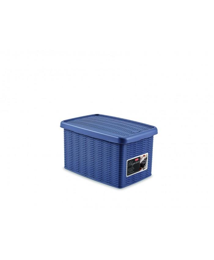 Многофункциональная корзина для хранения из пластика маленькая