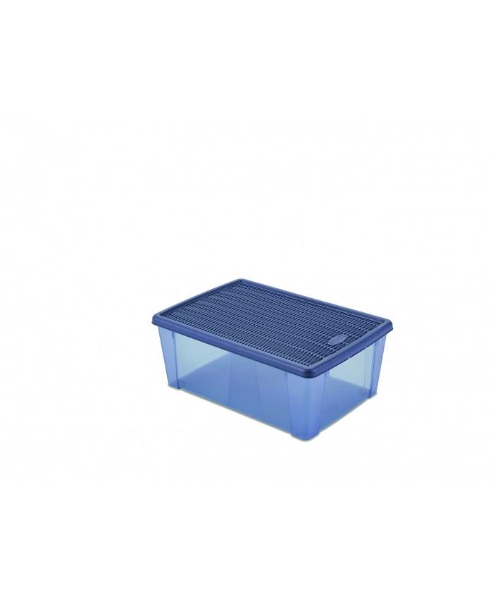 Многофункциональный контейнер из пластика большой