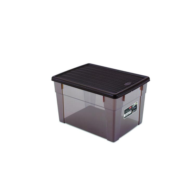 Многофункциональный контейнер из пластика большой высокий xl