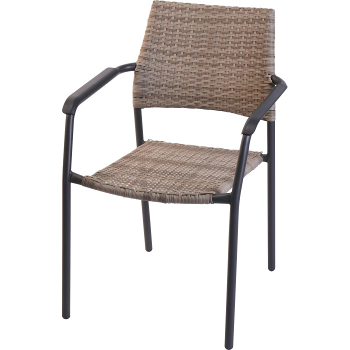 Садовый стул RATTÁN MARRÓN