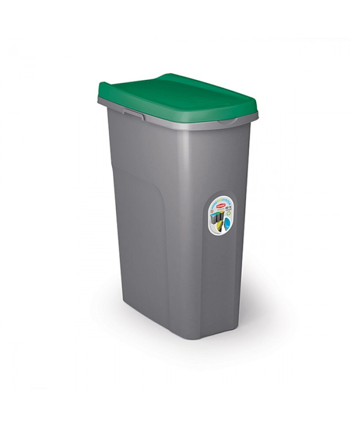 Контейнер для мусора HOME ECO SYSTEM 40 л.