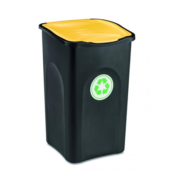 Контейнер для мусора PATTUMIERA ECOGREEN 50 л.