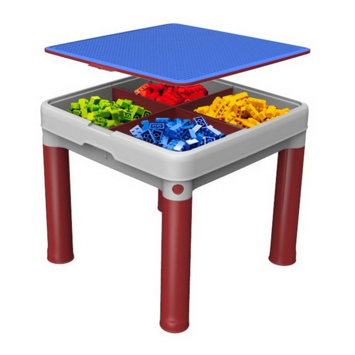 Детский набор Construction Lego Table
