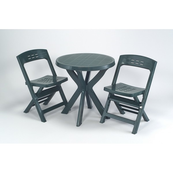 Набор садовой мебели Bistro Set Green
