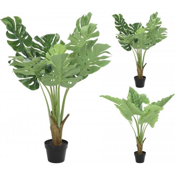 Искусственное растение в горшке 90 см