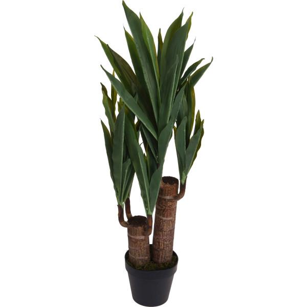 """Искусственное растение """"Бамбук невысокий"""" в горшке, 80 см"""