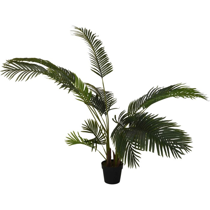Искусственное растение Финиковая пальма в горшке, 60 см