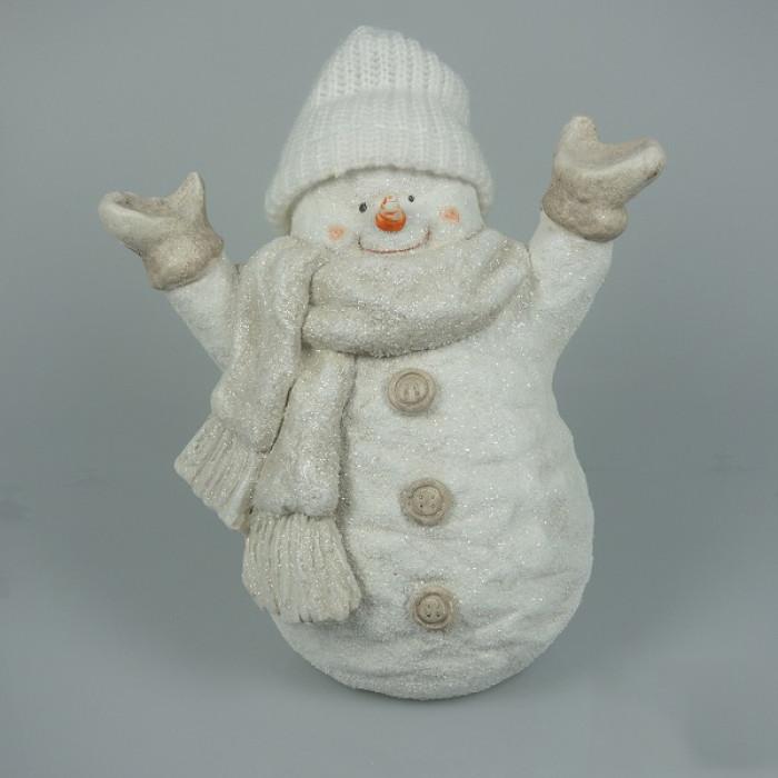Snowboy статуэтка декоративная из полистоуна