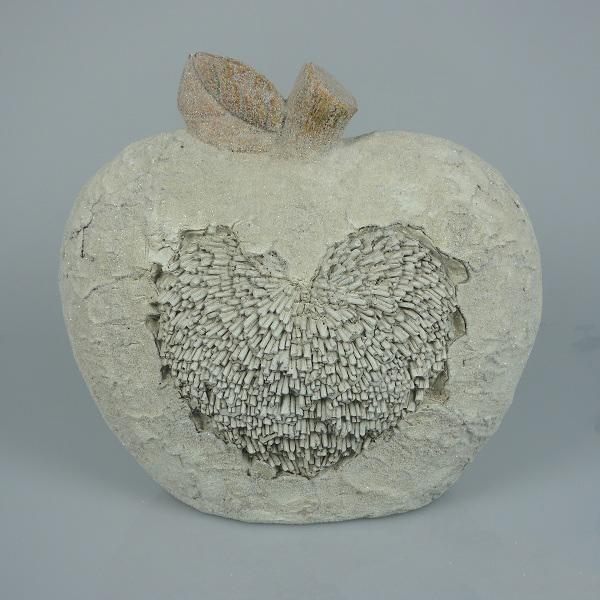 Apple статуэтка декоративная из полистоуна