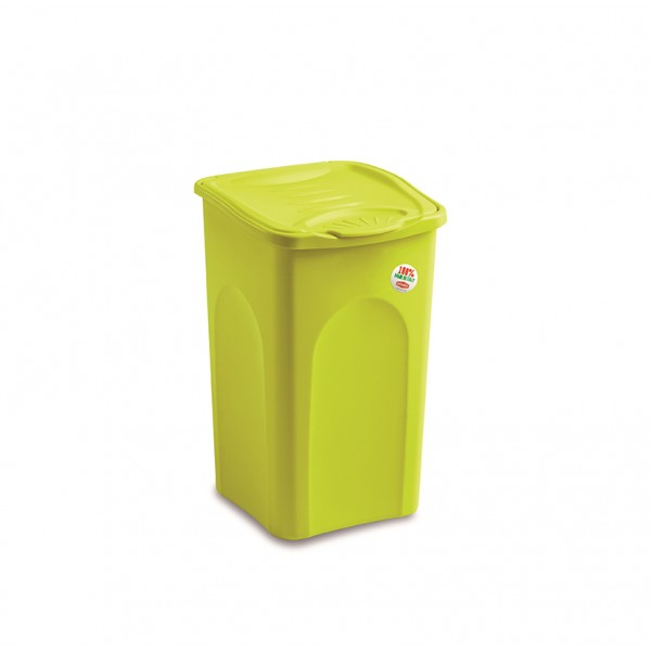 Корзина для белья из пластика 70140