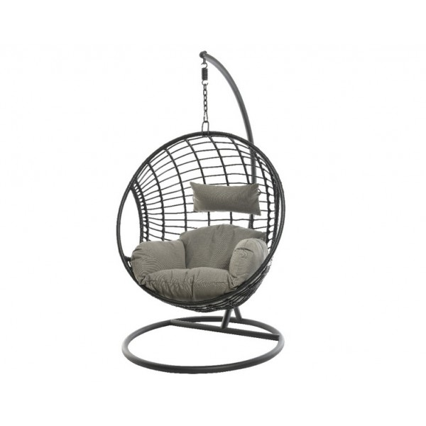 Подвесное кресло Bora Bora Black
