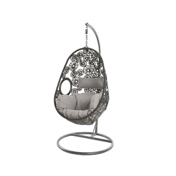 Подвесное кресло Portofino Dark Grey