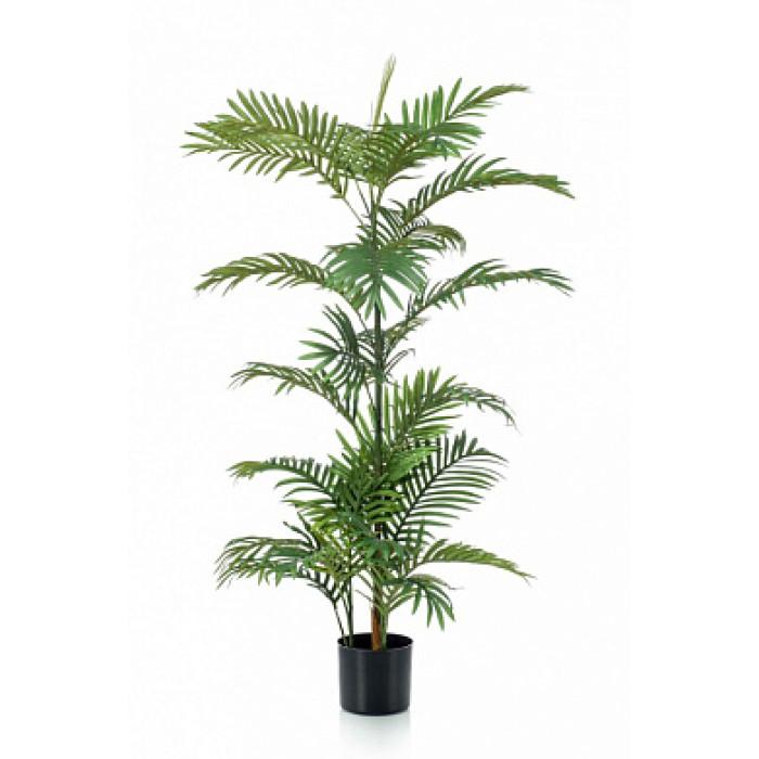 """Искусств.растение """"Пальма Феникс"""", пластик, 120 см в горшке  из пласт"""