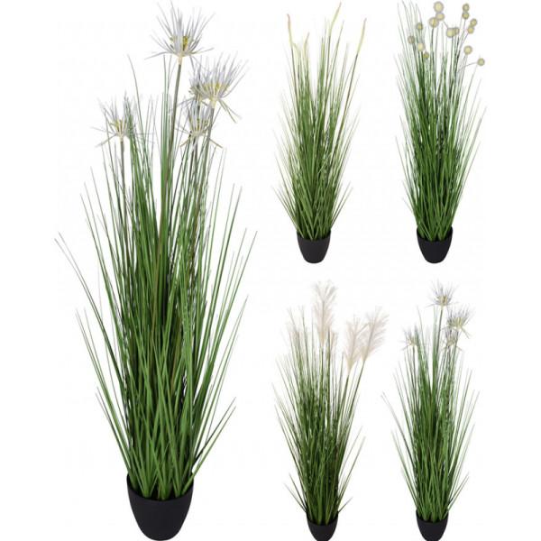 Искусственная трава из пластика