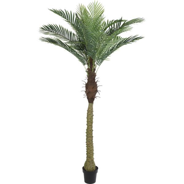Искусственная пальма из пластика