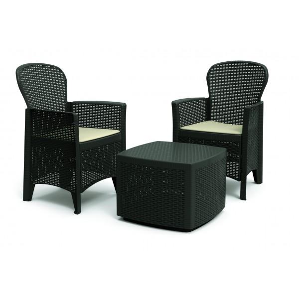 Набор мебели для сада Tree Set Antracite