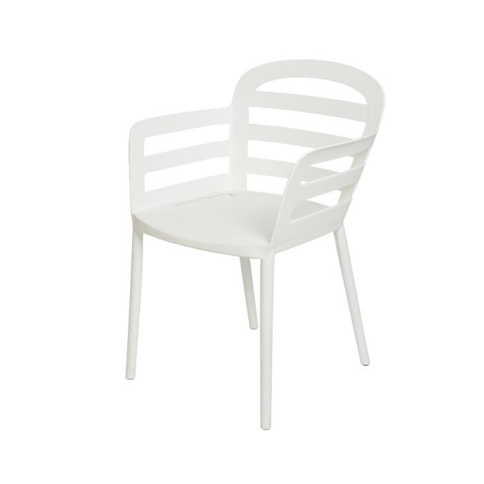 Садовый стул Boston White