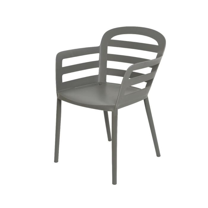 Садовый стул Boston Dark Gray