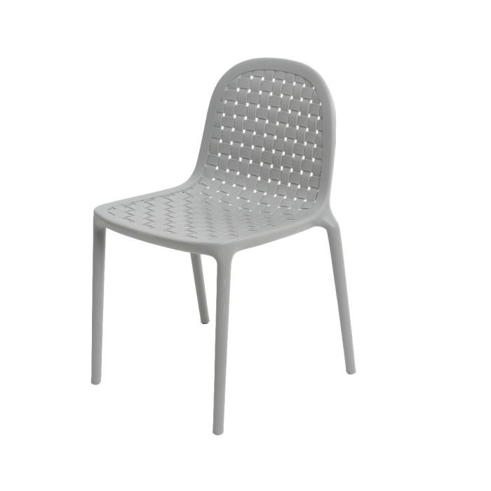 Садовый стул Porto Light Gray