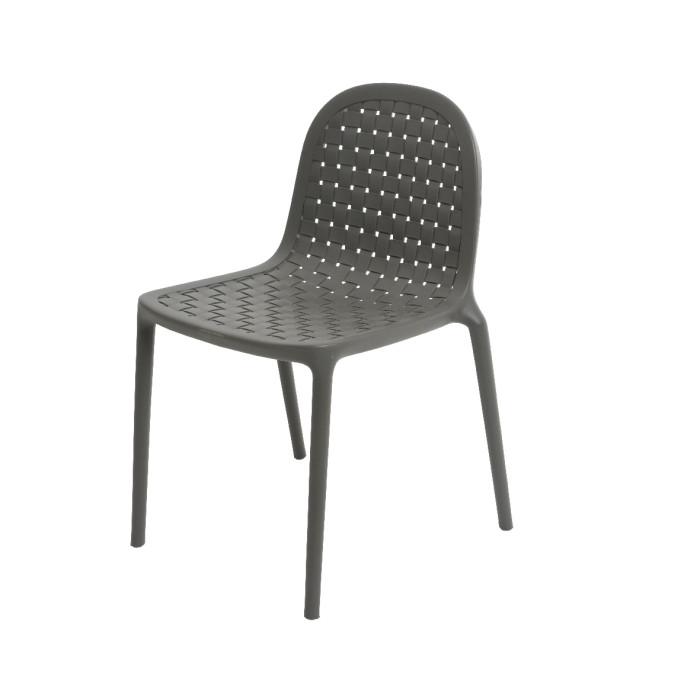 Садовый стул Porto Dark Gray