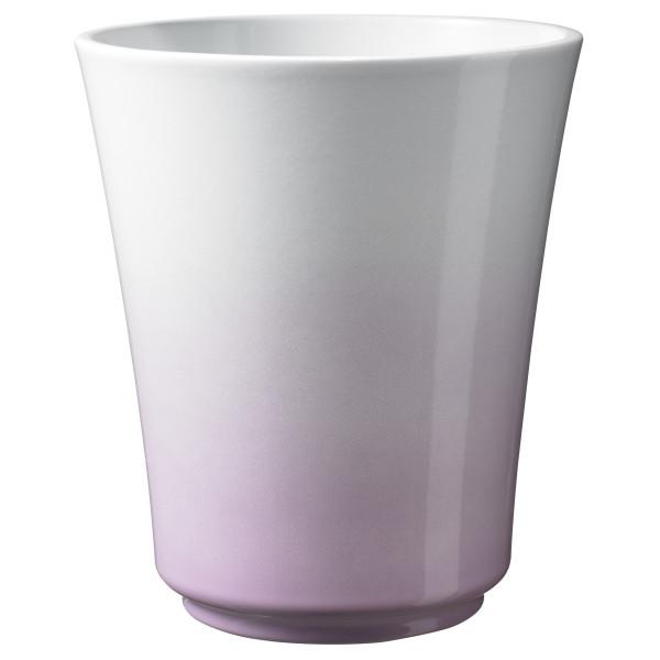Керамический горшок глянцевый Atlanta Pastel Soft Pink