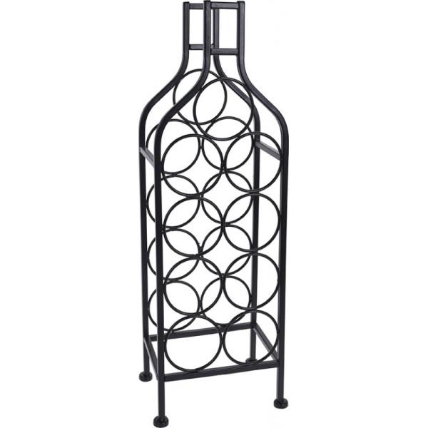 Декоративная подставка-держатель для бутылок