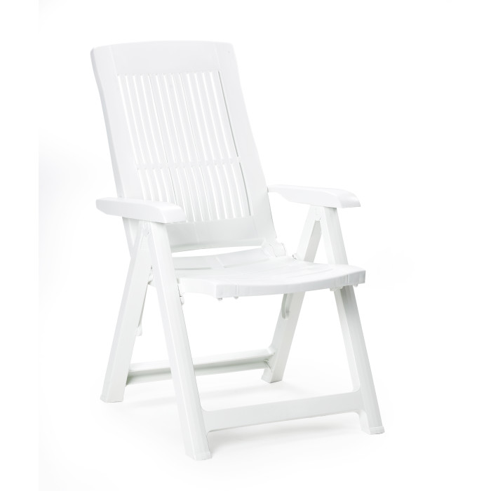Складной стул Tampa Bianco