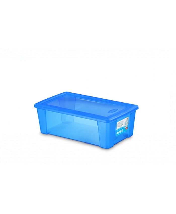 Многофункциональный контейнер для хранения с крышкой Scatola Visual Box M
