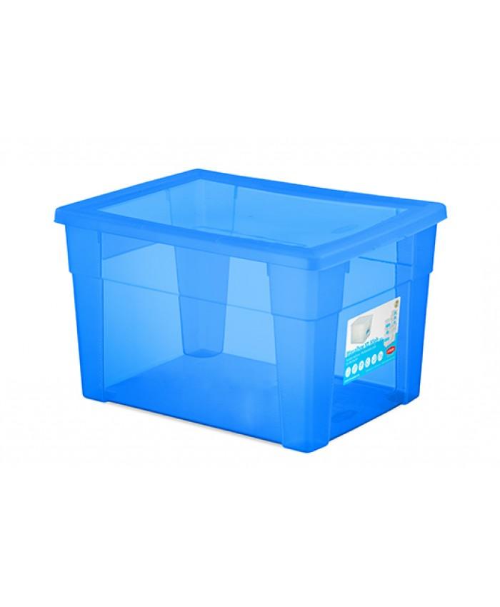 Многофункциональный контейнер для хранения с крышкой Scatola Visual Box Xl High