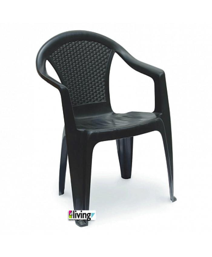 Составной стул Kora Antracite