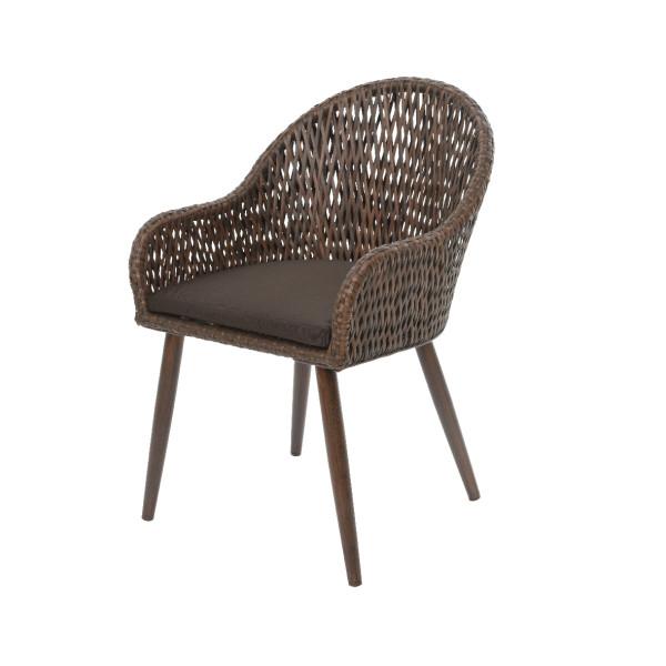 Кресло Palermo Brown